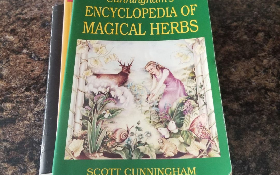 The Hedgewitch Bookshelf: Cunningham's Encyclopedia of Magical Herbs